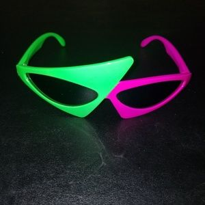 Other - 80's style sunglasses. 1 of 4